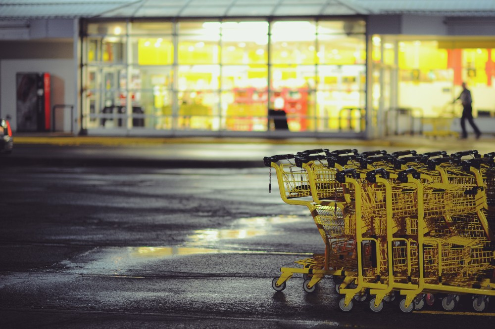 Grocery Store Shopping | Check Opening Hours