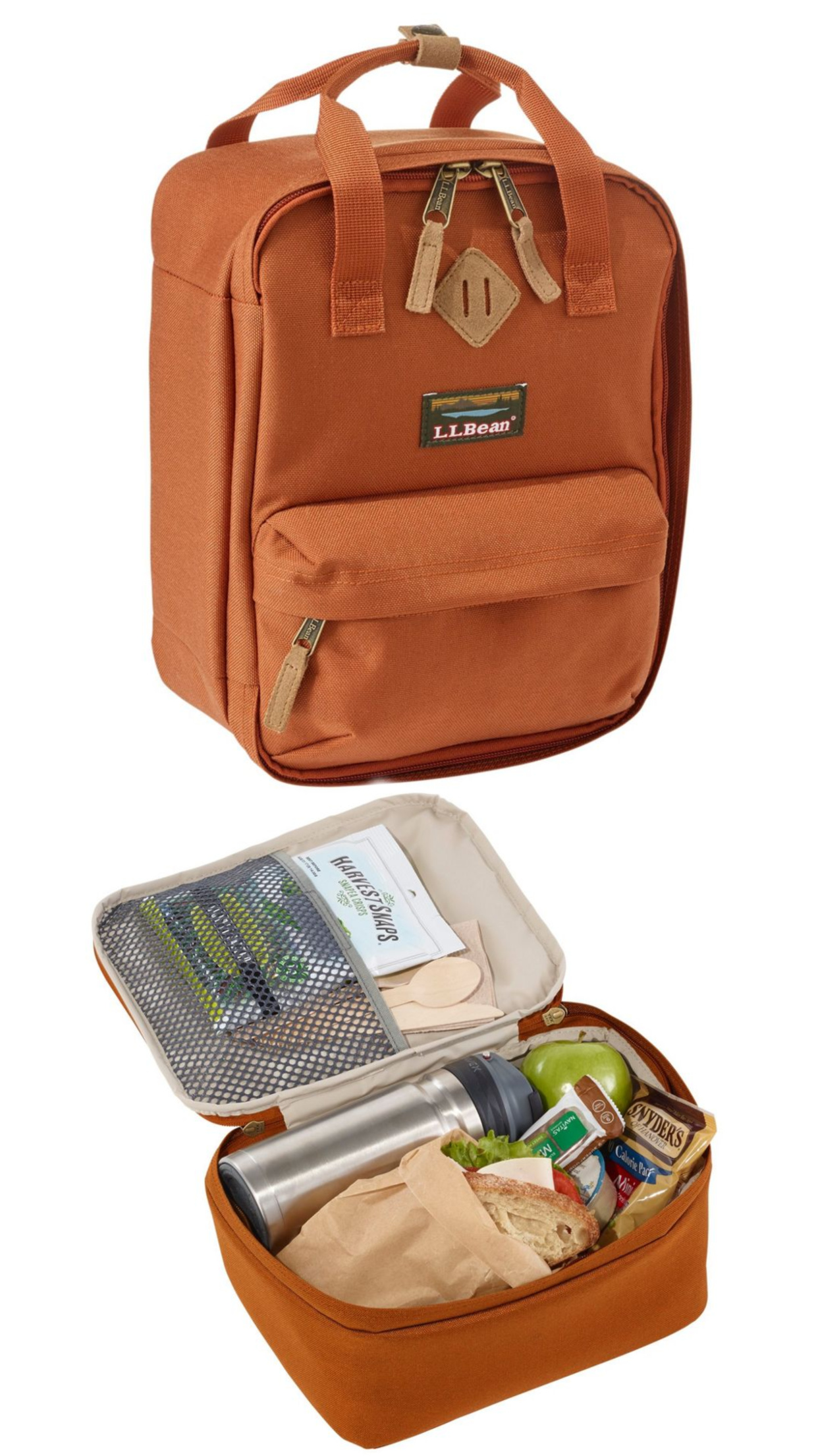 The best insulated lunch bags for school: LL Bean adult lunch bag