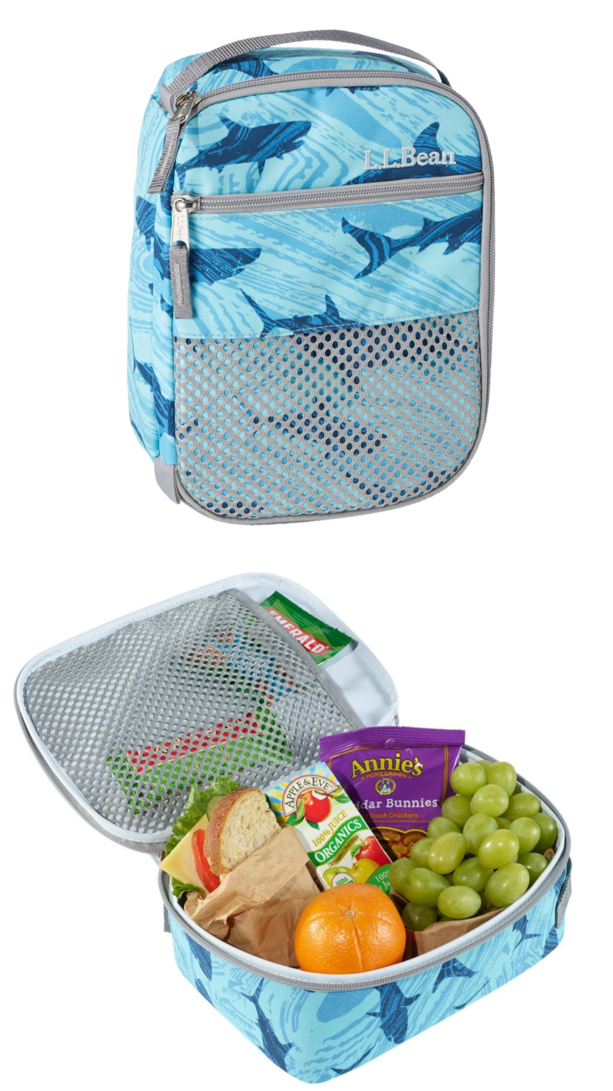The best insulated lunch bags for school: LL Bean lunch bag