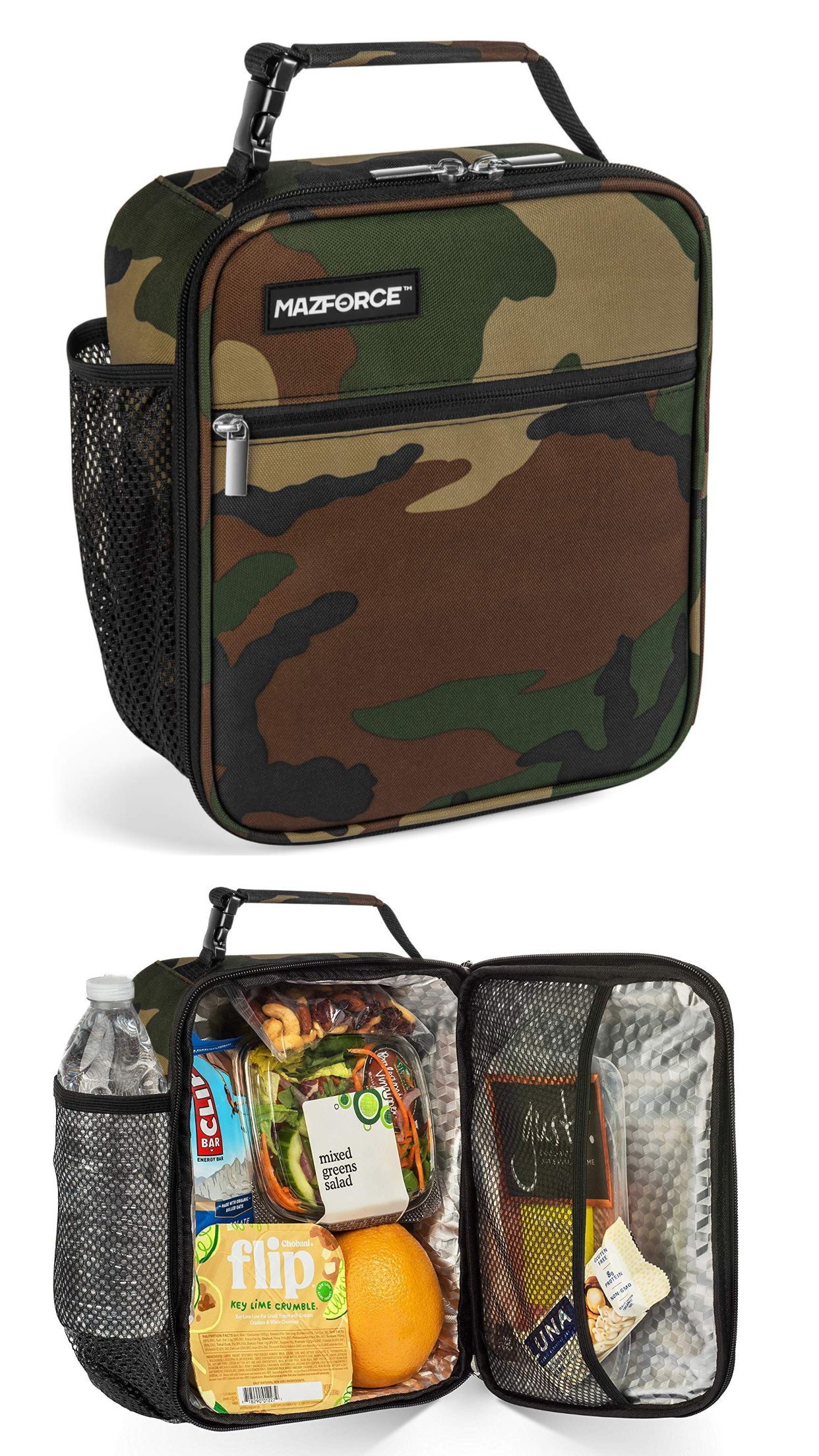 The best insulated lunch bags for school: Mazforce is highly rated at a great price