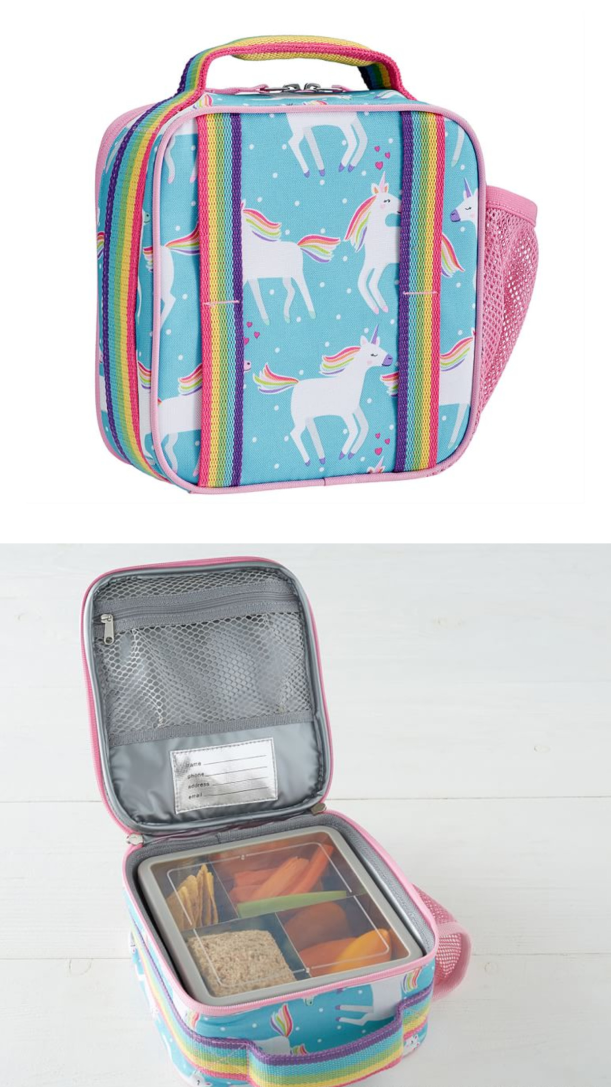 The best insulated lunch bags for school: PBK's classic MacKenzie lunch bag in tons of styles