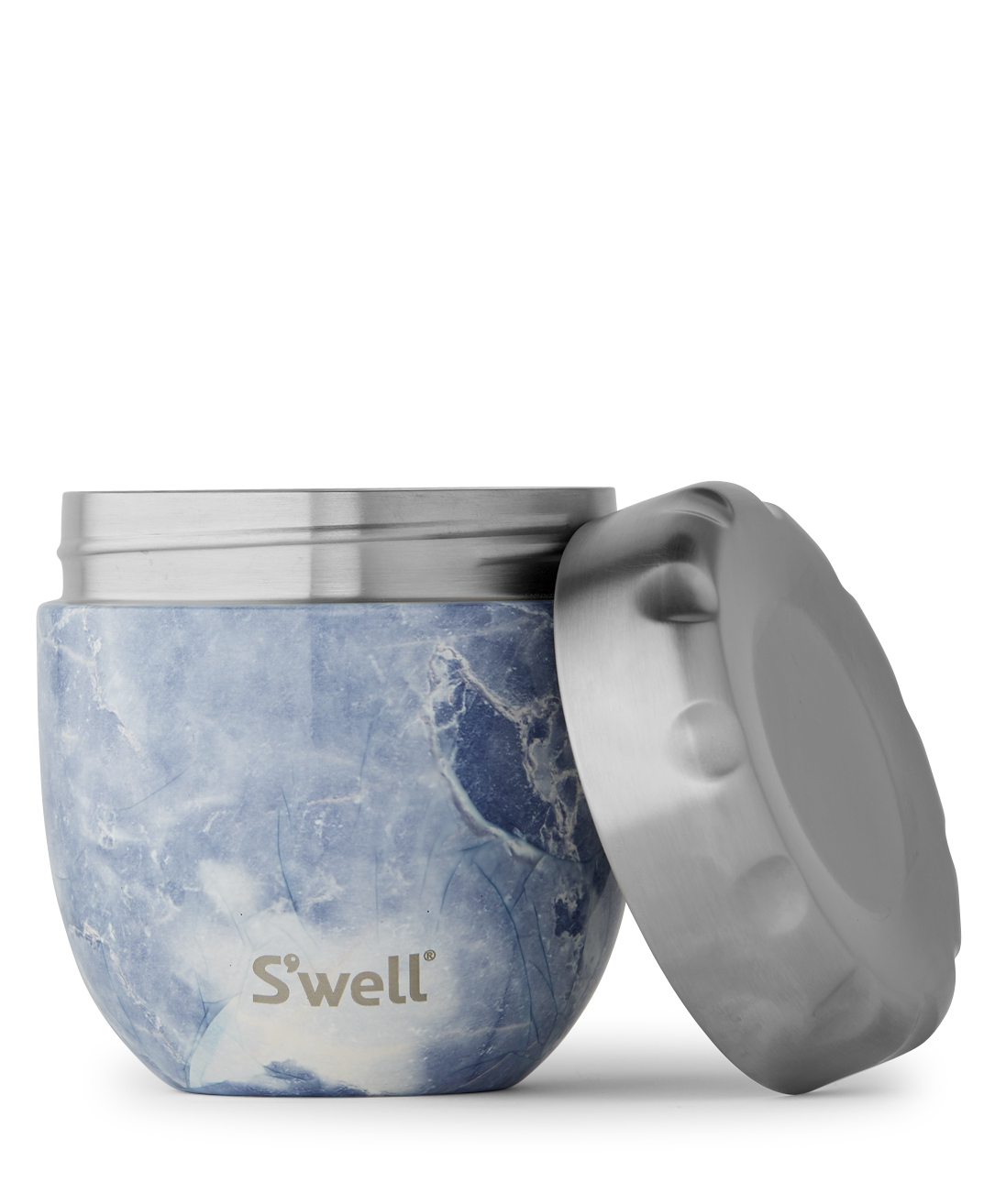 S'well eats new insulated food containers in sophisticated patterns