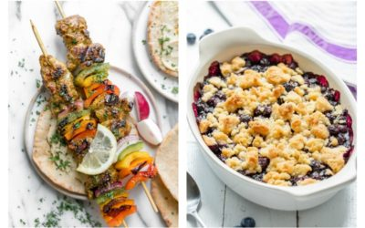Weekly meal plan: 5 easy meals for your Labor Day cookouts…and the rest of the week.