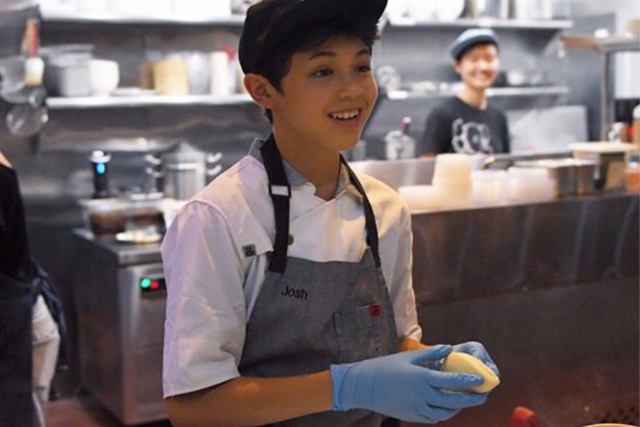 How to get a teen to pack their own lunch: 6 tips from teen chef Josh Reisner