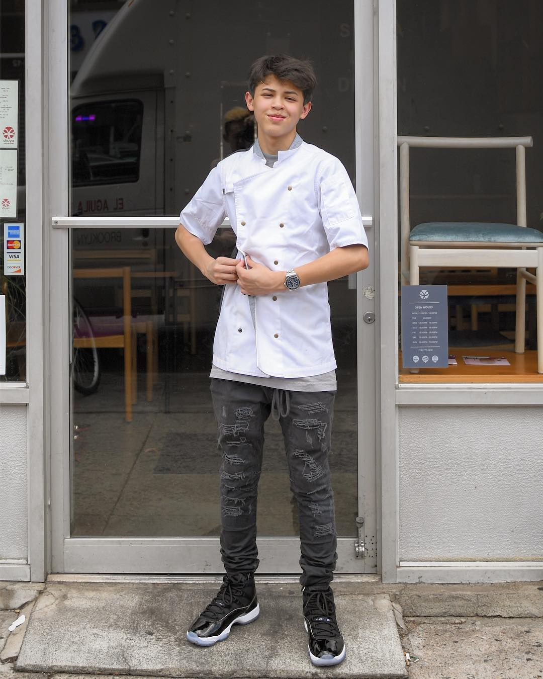 Chef Josh: A teen offering his own tips to help teens pack their own lunches