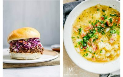 Weekly meal plan: 5 easy meals you can make fast in the Instant Pot
