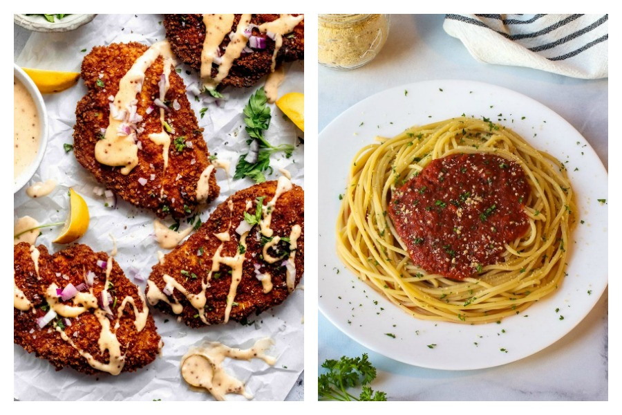 Weekly meal plan: 5 easy meals that even picky eaters will like