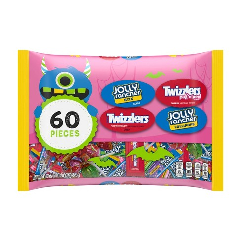 A good list of popular allergy free candies for Halloween