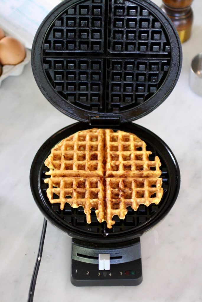 How to make chaffles: We tried this Keto recipe, and have tips and tricks to help make yours easy and delicious | © Jane Sweeney for Cool Mom Eats