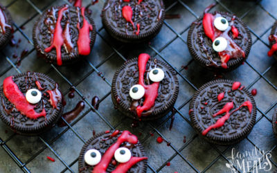 6 easy Oreo Halloween treats your kids can help make