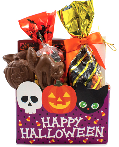 Safe, nut-free Halloween treats from Vermont Nut-Free