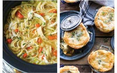 Weekly meal plan: 5 easy comfort food meals for fall