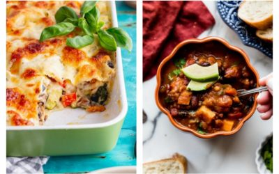 Weekly meal plan: 5 easy vegetarian comfort food meals for fall that even meat-lovers will like
