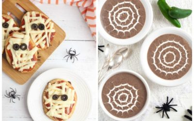 Weekly meal plan: Ooh, spooky! 5 fun but easy Halloween-inspired meals for the whole family