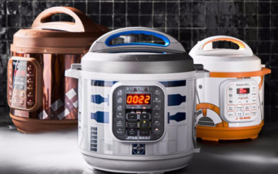 Star Wars Instant Pots. Is there any more to say, really?