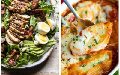 Weekly meal plan: 5 recipes that have nothing to do with turkey