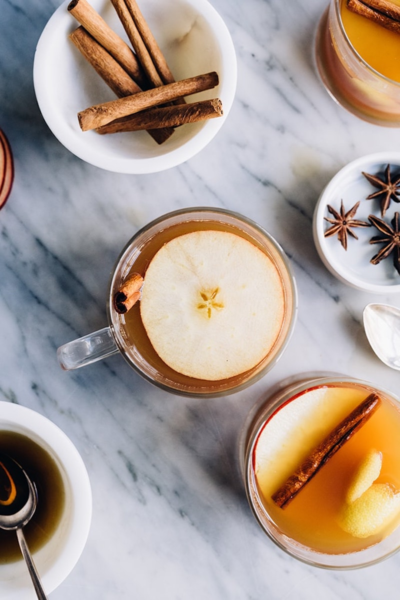Weekly meal plan: Cold and flu-busting recipe for Hot Toddy's at Our Salty Kitchen