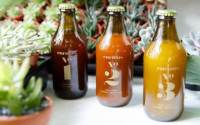 Dry January idea: Curious Elixirs are sophisticated, alcohol free, and ready to serve.