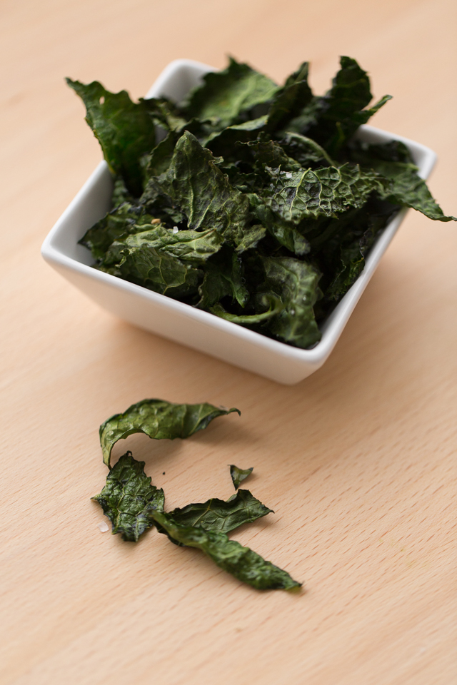 Good-luck foods for new year: Kale chips by Modern Parents Messy Kids