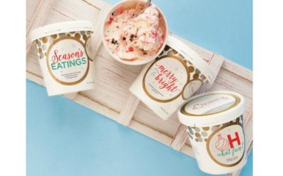 Counting down to the holidays with eCreamery ice cream, one delicious pint at a time