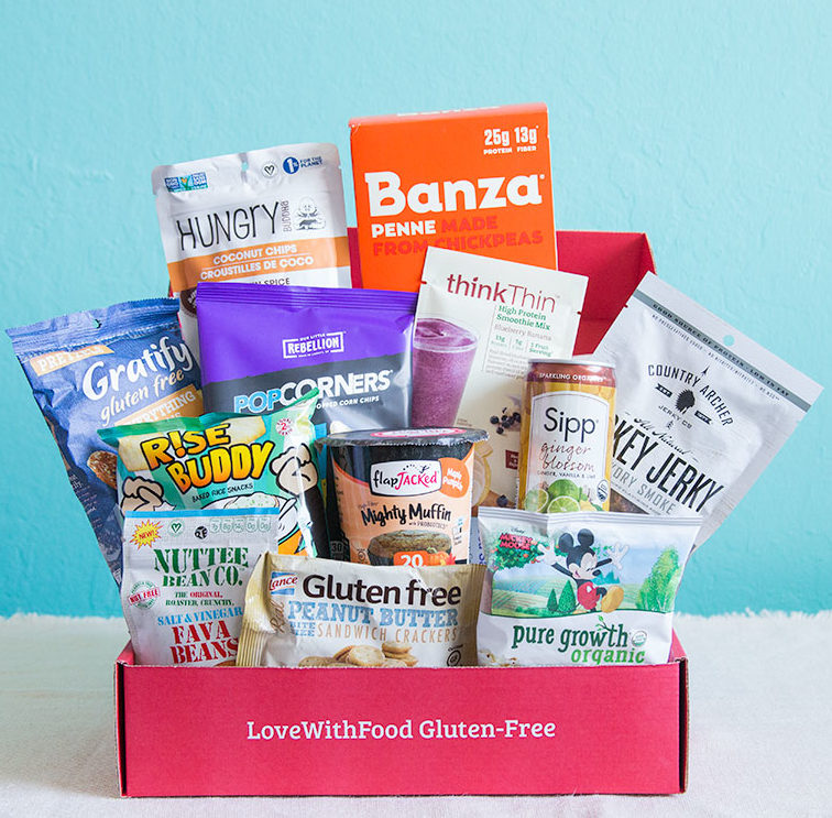 Food gifts that give back | Love With Food Gluten Free Box