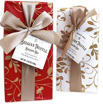 Trader Joe's gifts | Belgian Truffle Ballotin Box
