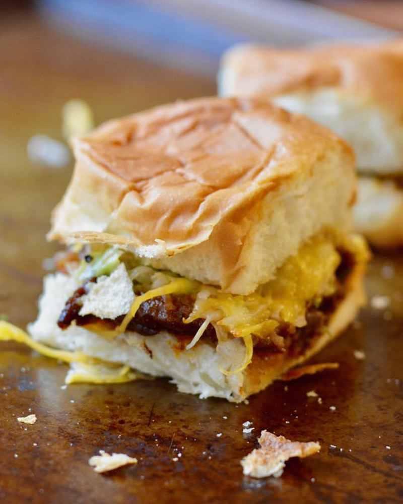 Weekly meal plan: Korean BBQ Sliders at The Oven Light