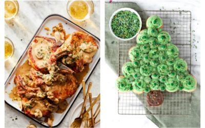 Weekly meal plan: 5 festive family-friendly dinners for a fun holiday week