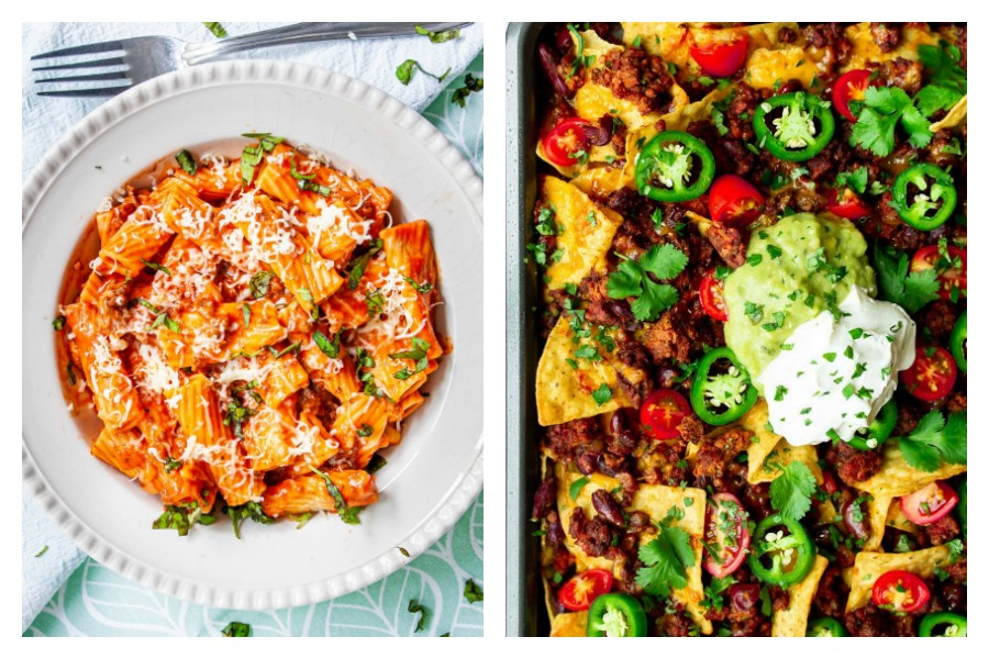 Weekly meal plan: 5 easy meals that will (hopefully) make everyone happy, because you're running on coffee and cold medicine