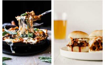 Weekly meal plan: 5 easy meals for the week ahead, including great party food for watching the big games