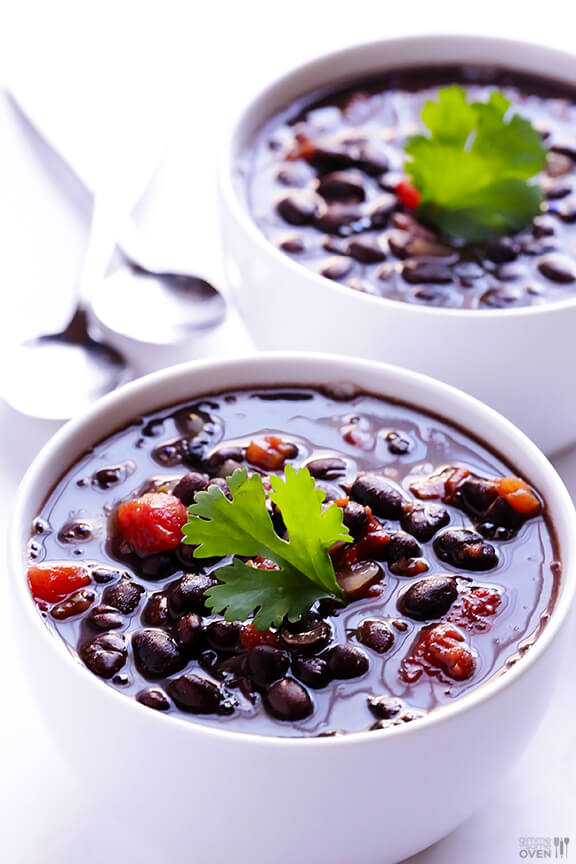 5-Ingredient Soups: Black Bean from Gimme Some Oven