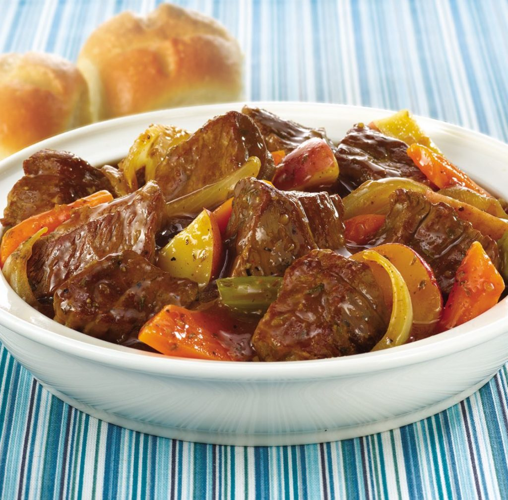 5-Ingredient Soups: Beef Stew from McCormicks