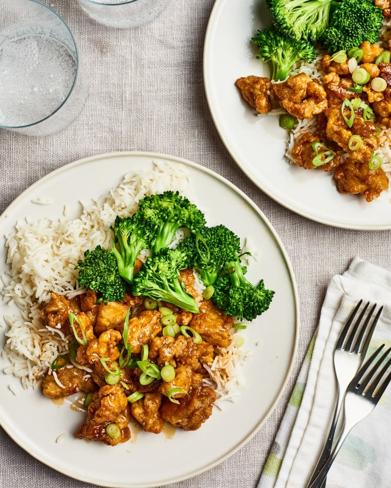 Trader Joe's 11th Annual Customer Choice Awards: Mandarin Orange Chicken recipe at The Kitchn