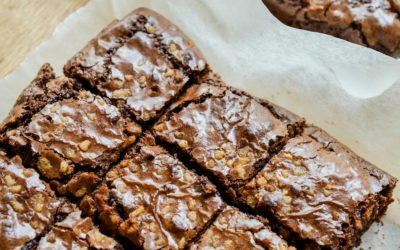 10 tasty ways to doctor a boxed brownie mix. You'll never go back to plain brownies again.