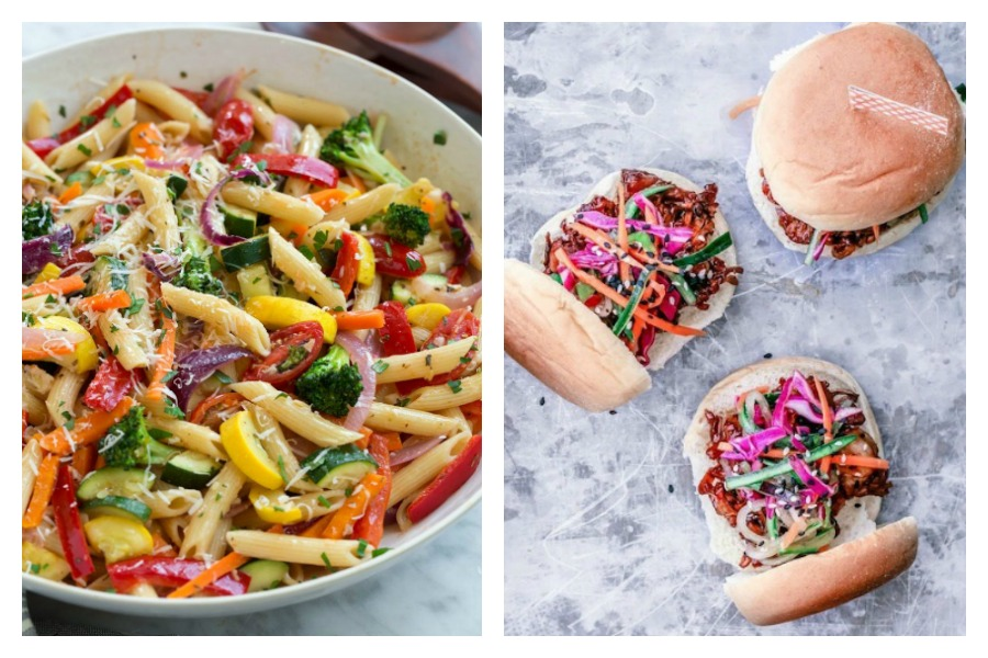 Weekly meal plan: 5 easy dinners with loads of veggies your kids will actually eat