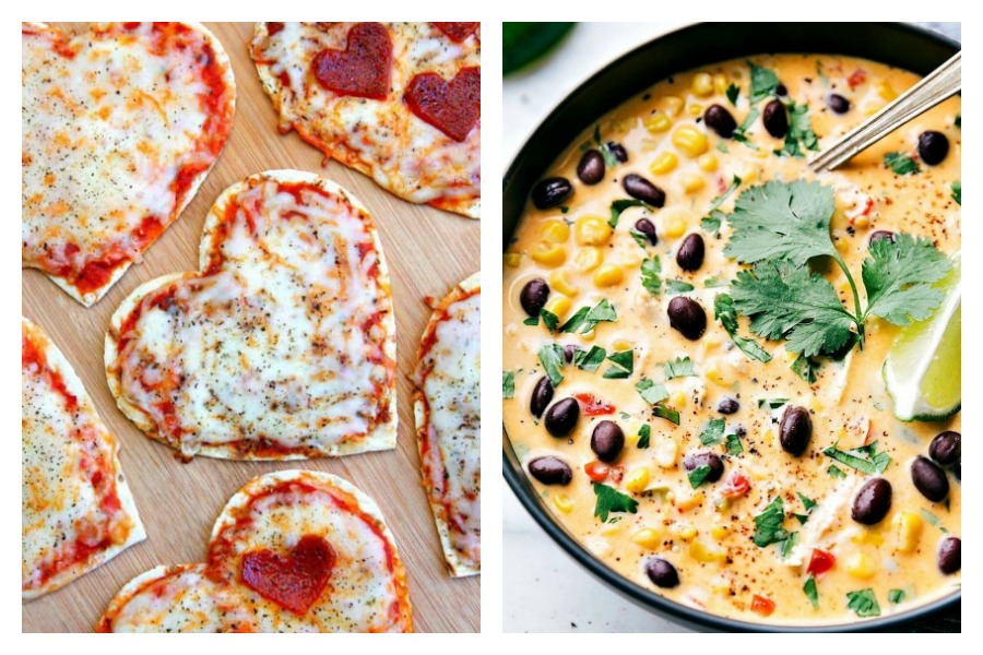 Weekly meal plan: 5 easy meals for next week, including a fun Valentine's dinner for kids