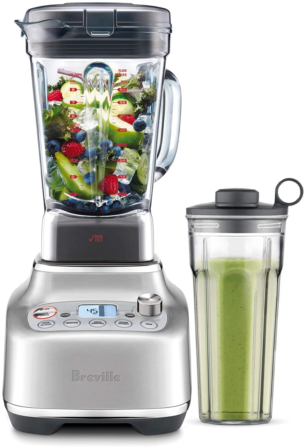 Essential kitchen appliances and gadgets right now: Breville Super Q Blender