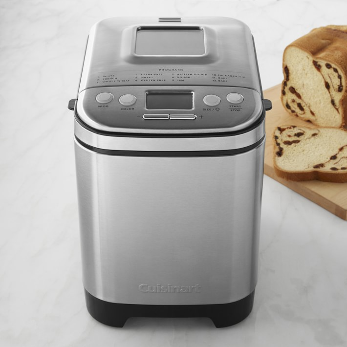 best bread makers at the best prices: The Cuisinart 2-pound bread maker