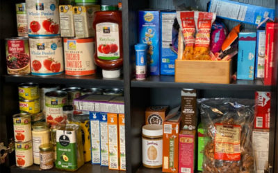 Quarantine pantry prep tips from an ex-Mormon who's trained her whole life for this.