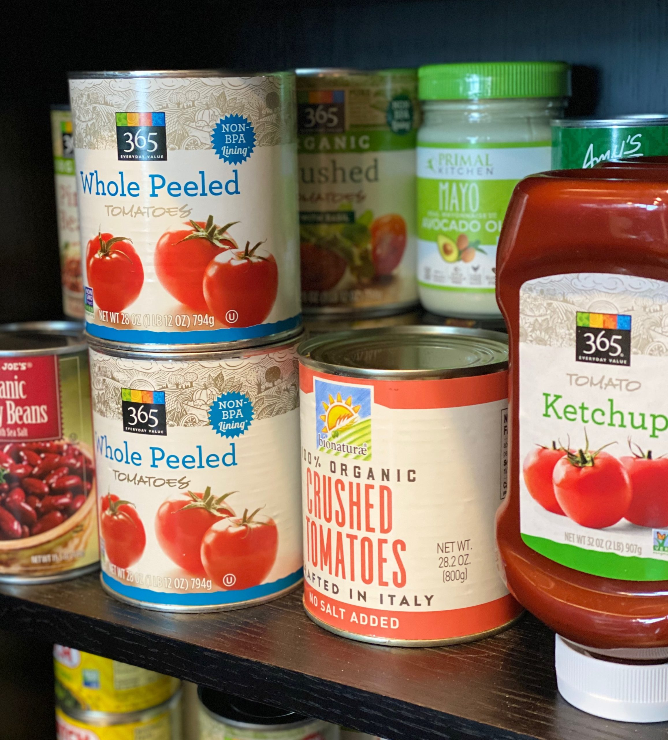 How to organize your pantry during a quarantine so it's efficient and well-stocked | cool mom eats