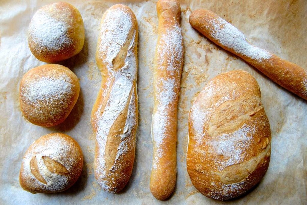 Our favorite easy yeast bread recipes for beginners: King Arthur Flour's easy yeast bread lends itself to many different shapes