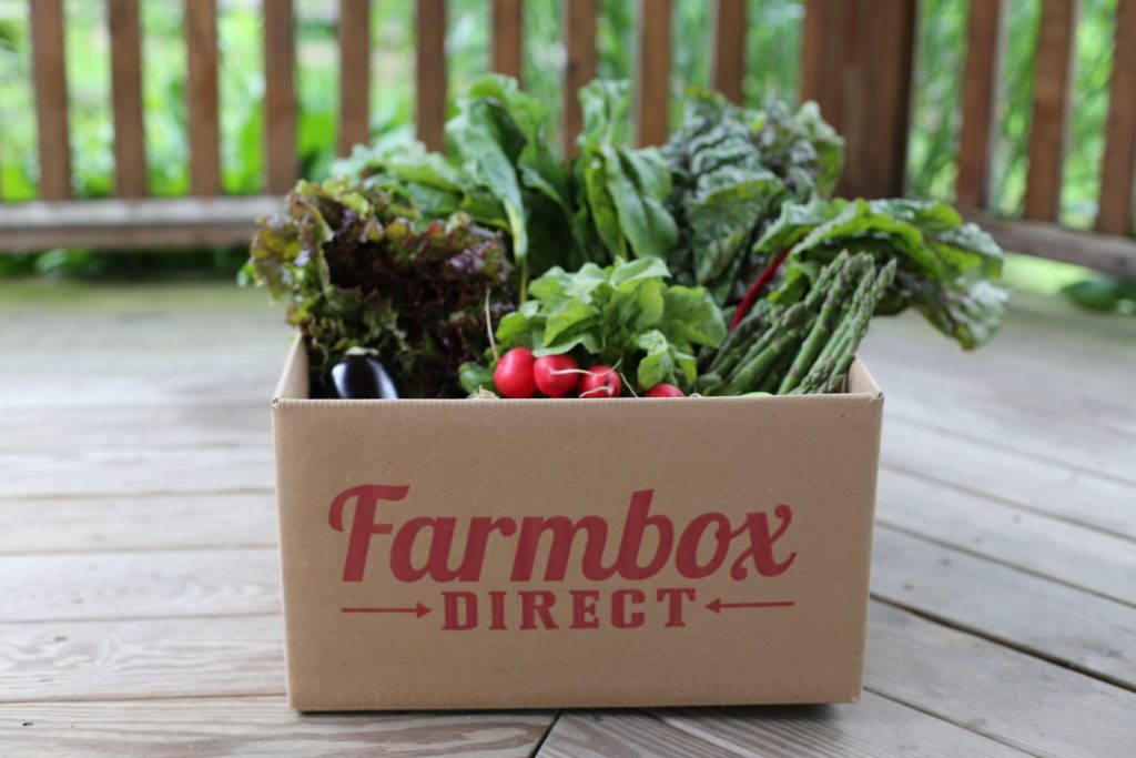 How to get fresh produce delivery when your supermarket slots are hard to get: Farmbox Direct