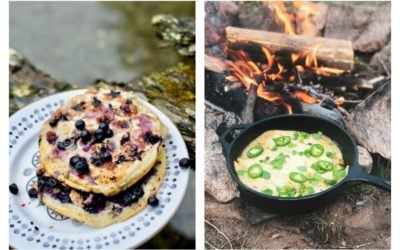10 easy backyard camping recipes, from breakfast to dessert, that give you a taste of the great outdoors in your own yard.
