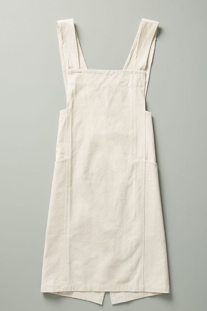 Modern aprons for spring we love: Japanese crossover style at Anthropologie