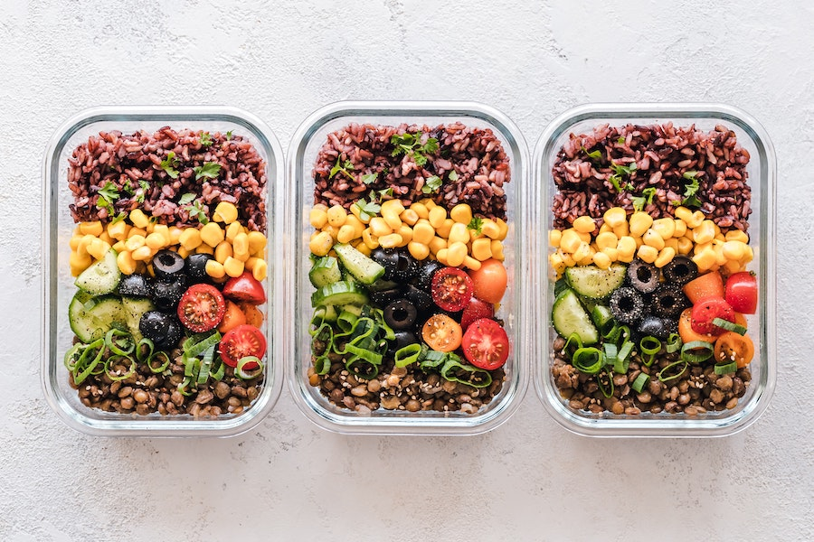 Make-ahead lunch ideas for home, so that you're not standing at the fridge every day wondering what to eat | cool mom eats