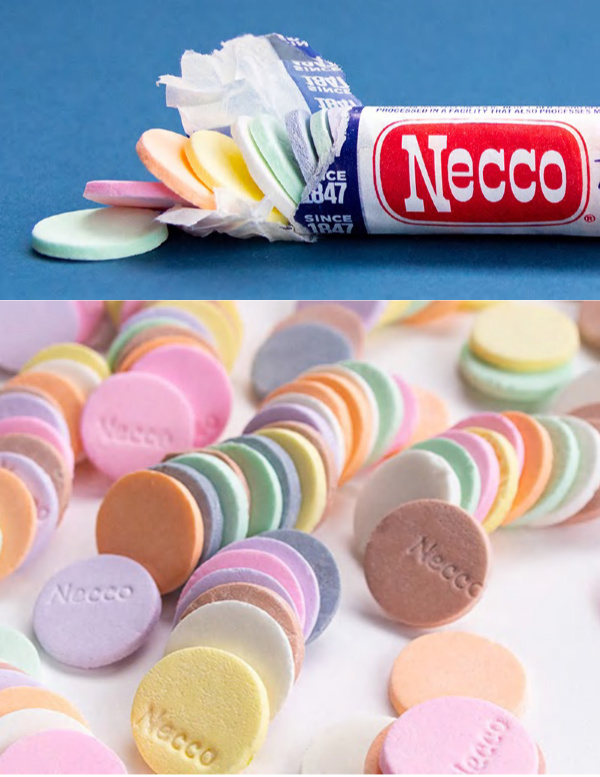 Necco Wafers return! More info at coolmomeats.com