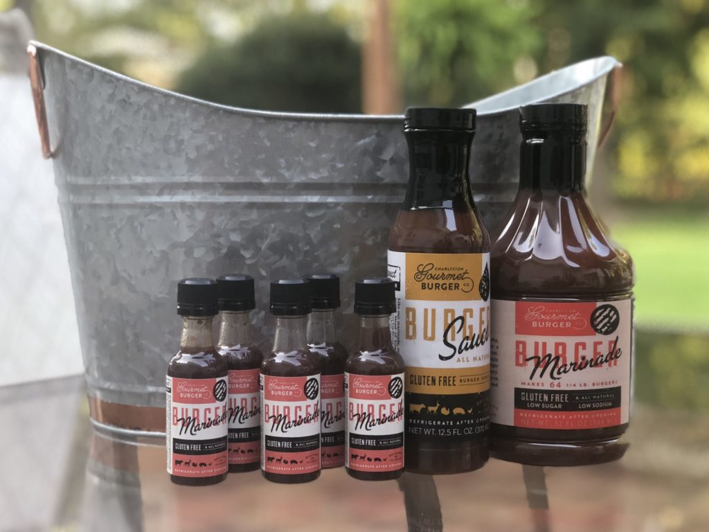 No more boring burgers with the black-owned Charleston Gourmet Burger gift pack for Father's Day