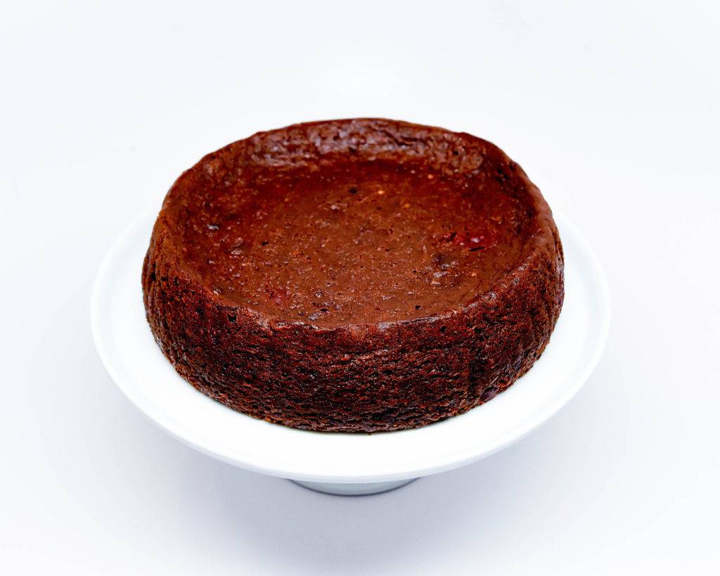 The Black Cake Company's boozy and rich cake makes a grown-up treat for Father's Day