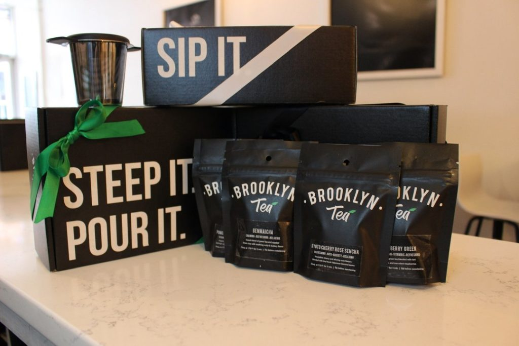 Here's a tea lover's Father's Day gift from the black owned Brooklyn Tea Company
