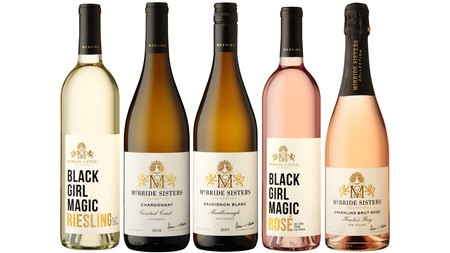 Support black-owned business for Father's Day with this collection of McBride Sisters wines